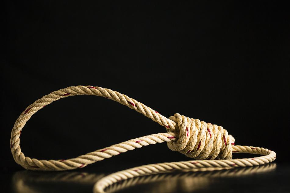 Ein geknüpfter Strick. (Symbolbild)