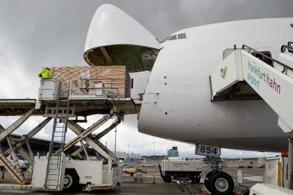 Trotz Corona: Mehr Fracht am Airport Hahn