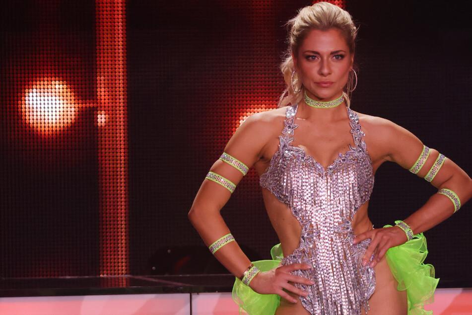 Valentina Pahde (26) landete bei Let's Dance auf dem zweiten Platz. Die Liebes-Gerüchte mit Gewinner Rúrik Gíslason (33) reißen nicht ab.