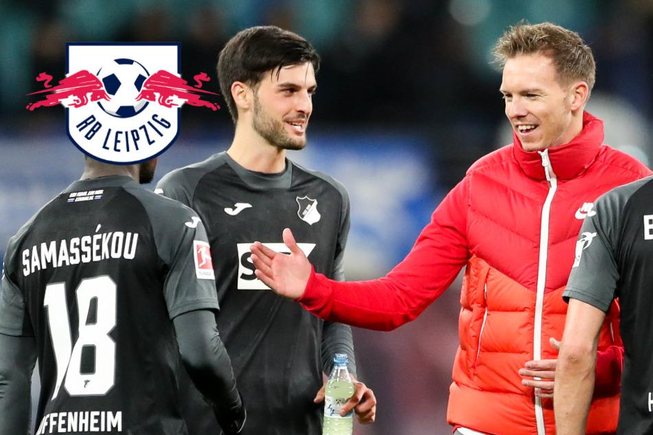 Noch im Sommer: Nagelsmann will Hoffenheims Grillitsch nach Leipzig holen