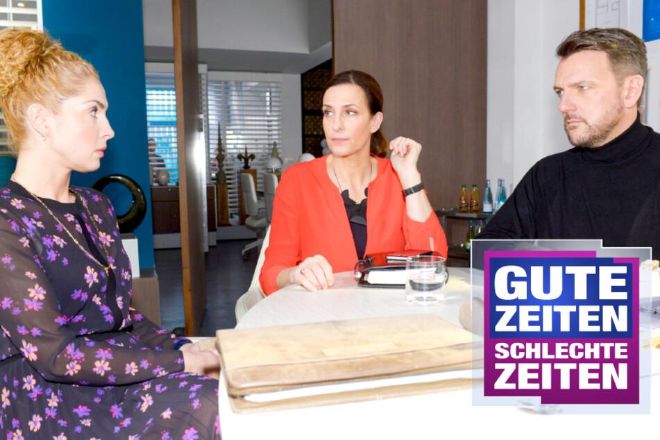 """GZSZ: Das GZSZ-Trennungdrama spitzt sich zu: """"Reich Deine Kündigung ein!"""""""