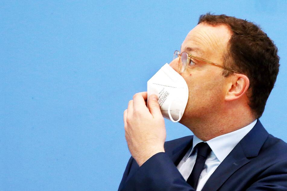 Egal, wie Bundestagswahl ausgeht, Jens Spahn macht weiter im Kampf gegen Corona