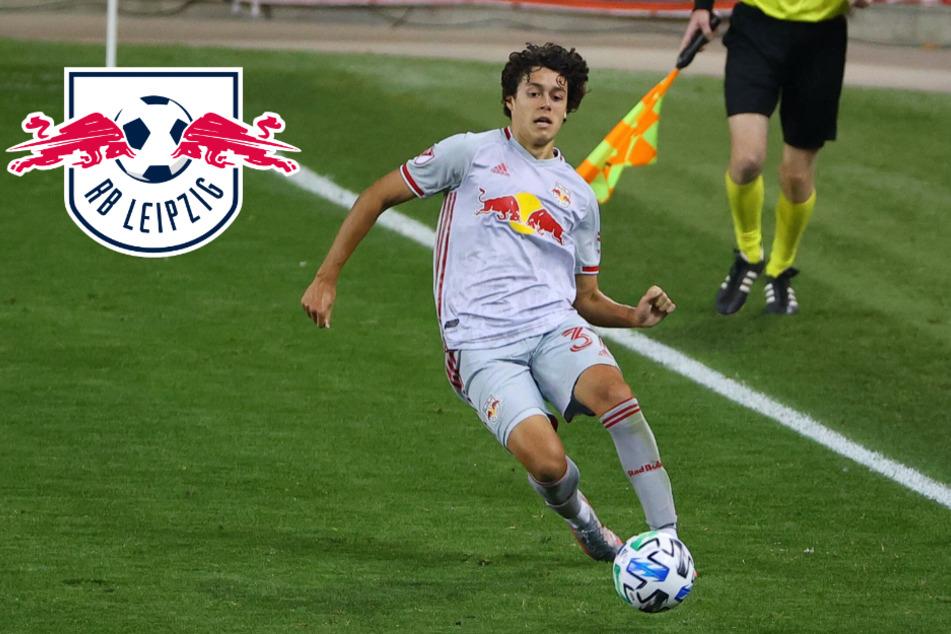 Verhandlungen mit 17-jährigem Ami-Talent? RB Leipzig dementiert!