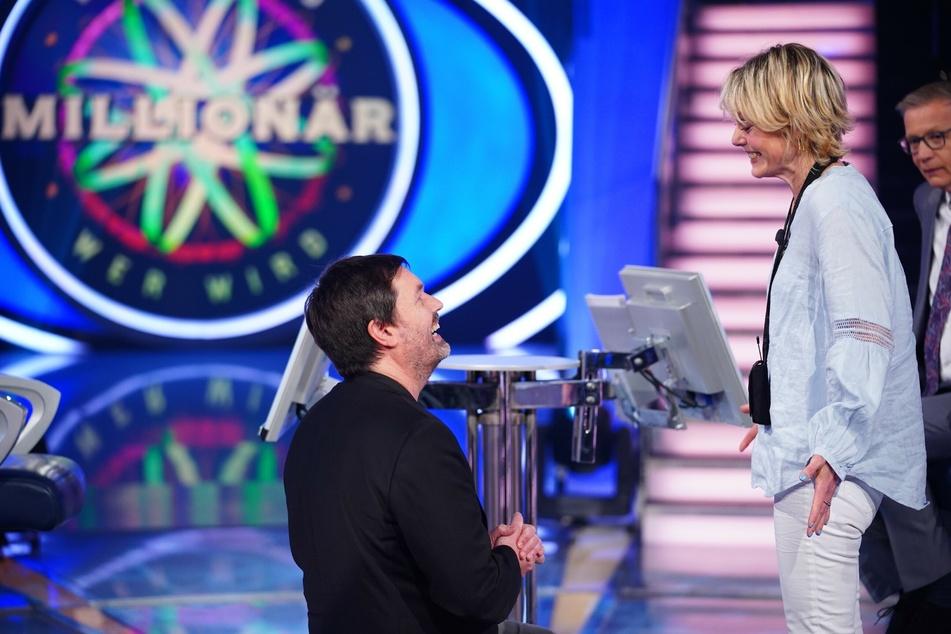 """""""Wer wird Millionär"""": Kandidat hält im Studio um die Hand seiner Liebsten an"""