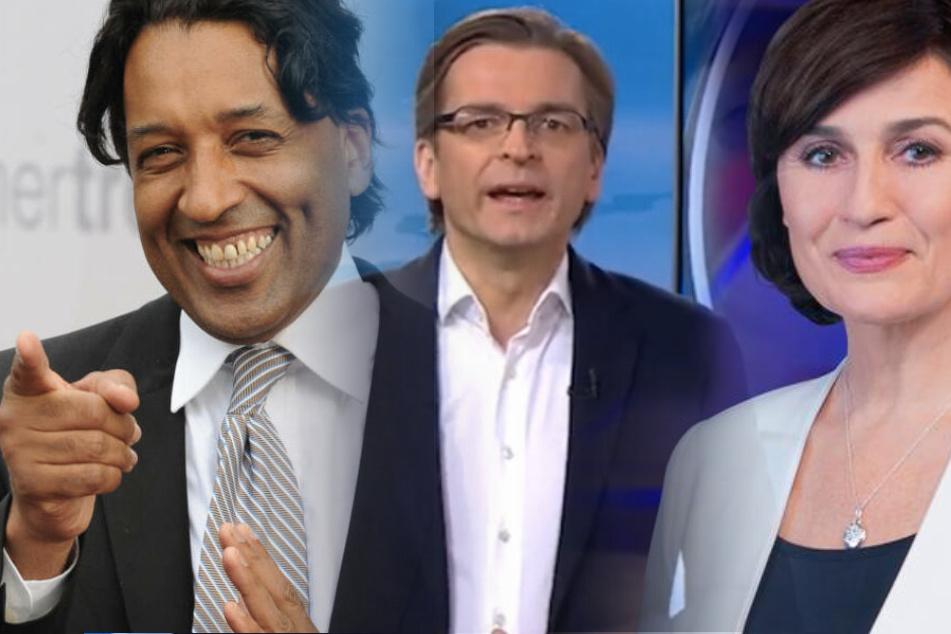 """Jobatey, Streeck, Strunz und Habeck bei """"Maischberger"""""""