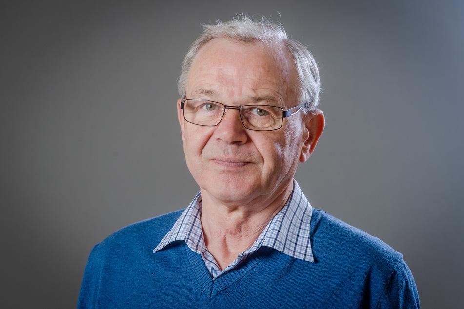 CDU-Stadtrat Jürgen Leistner (69) vermisste das sonst übliche Mitspracherecht der Stadträte und Händler.