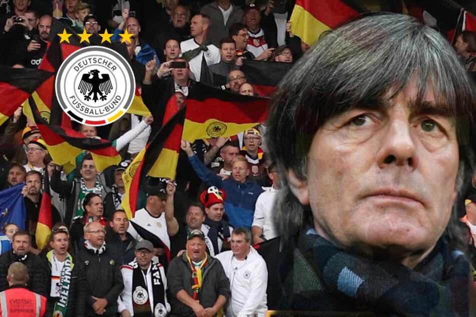 DFB-Team bald wieder mit Fans bei Länderspielen? Daran hängt es derzeit noch