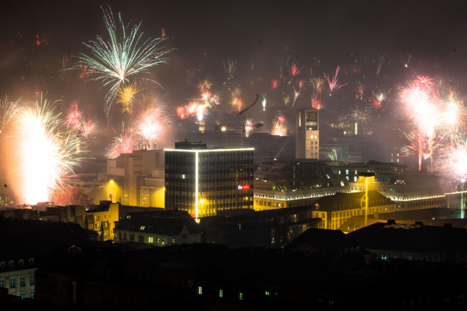 Verbote an Silvester in Stuttgart: Hier ist weder Feuerwerk noch Alkohol erlaubt!