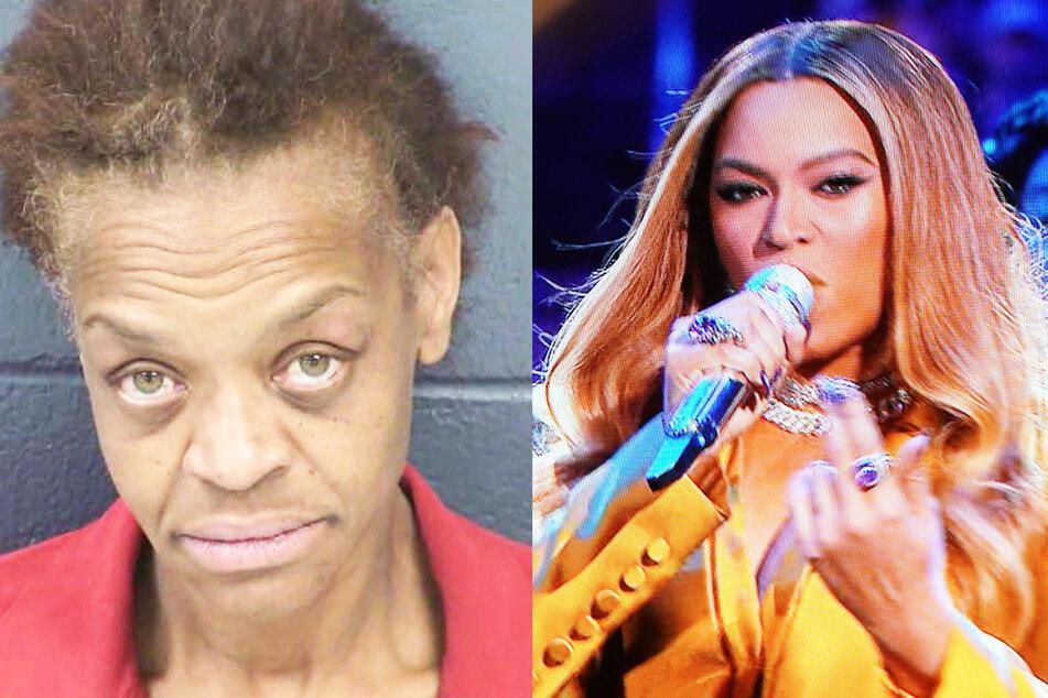 Surena Henry (48) gab sich als US-Sängerin Beyoncé (38) aus.
