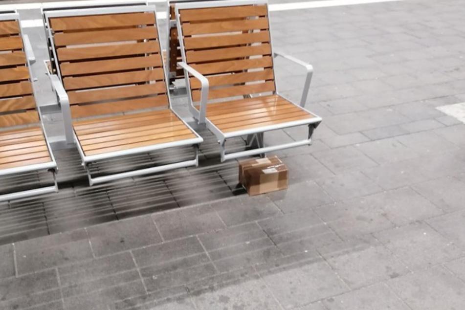 Leipzig: Der Inhalt dieses Pakets legte Hallenser Hauptbahnhof lahm