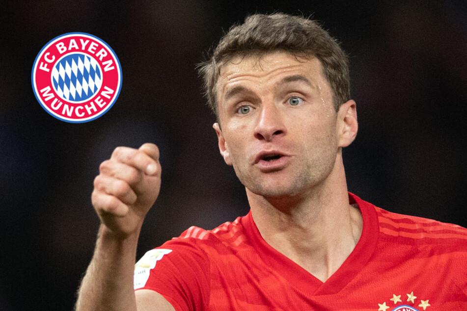 Quarantäne beendet! Thomas Müller wieder zurück im Bayern-Training