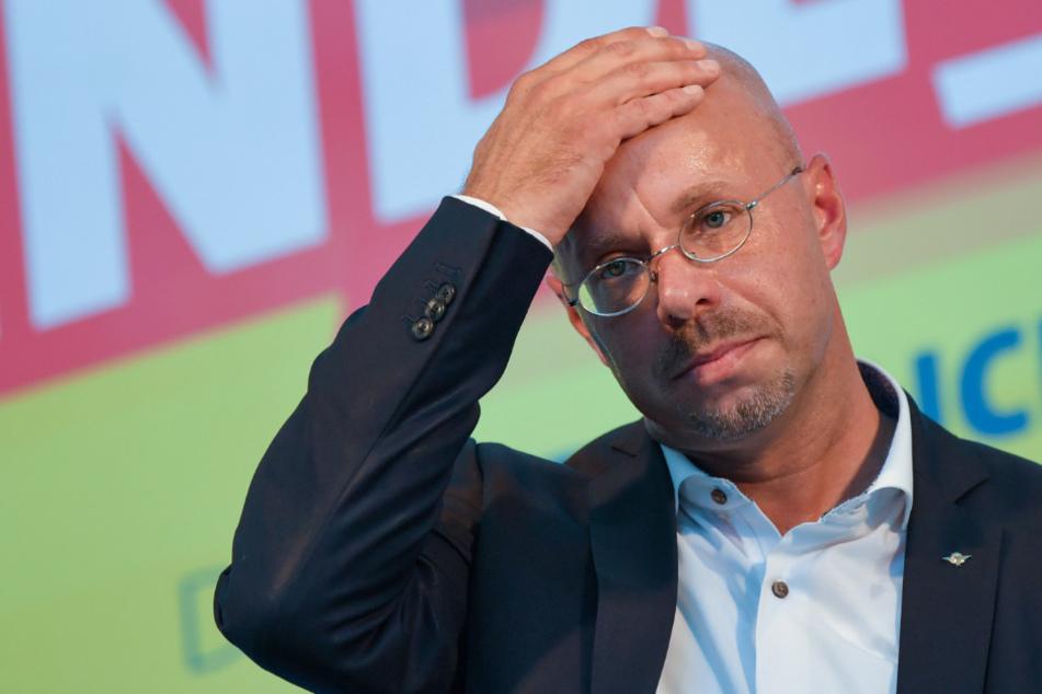 Brandenburgs Ex-AfD-Landeschef Andreas Kalbitz klagt gegen seinen Rauswurf.