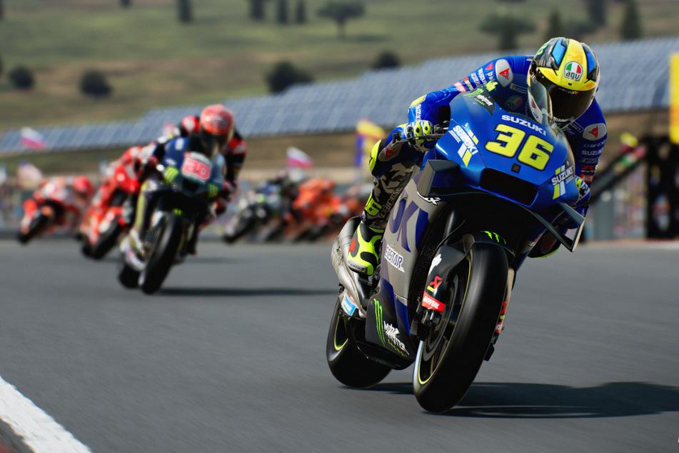 MotoGP 21 im Test: Noch mehr Realismus, der dazu gut aussieht