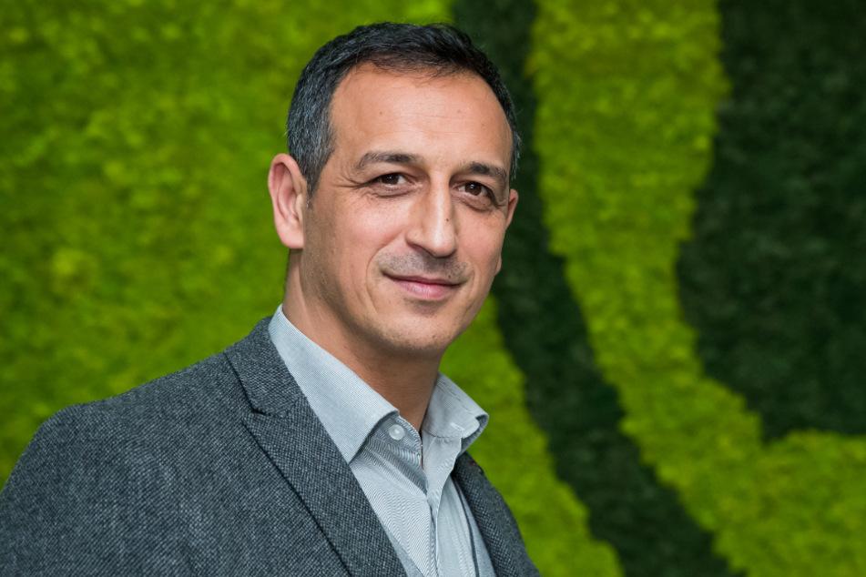 Sportdirektor des Fußball-Zweitligisten SpVgg Greuther Fürth, Rachid Azzouzi.