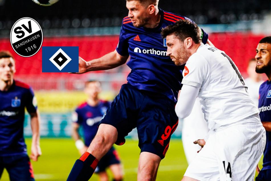 Tim Kister brilliert bei HSV-Debakel und watscht Sky-Experte Mattuschka ab