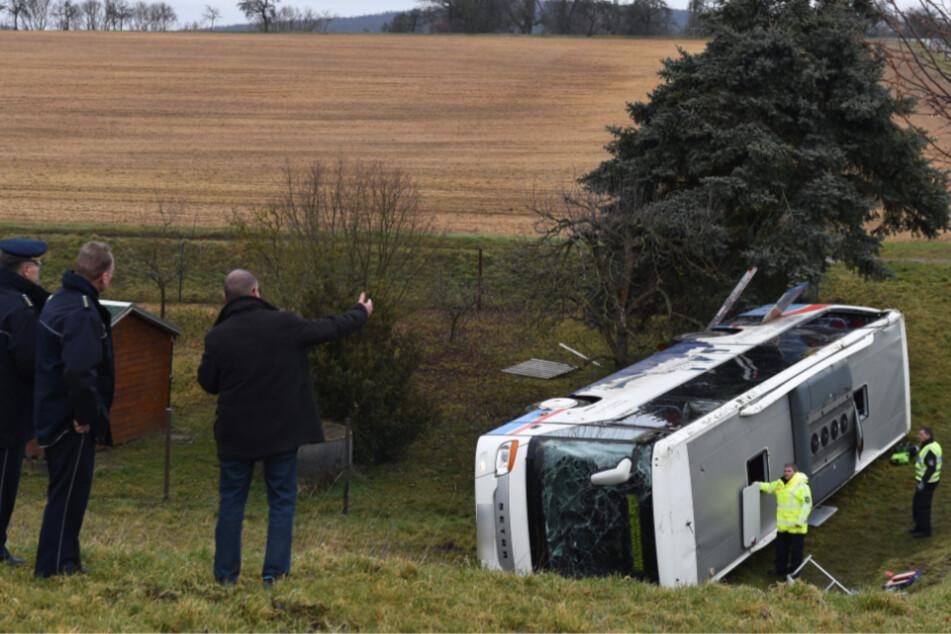 Bei dem Unfall starben zwei achtjährige Kinder. (Archivbild)