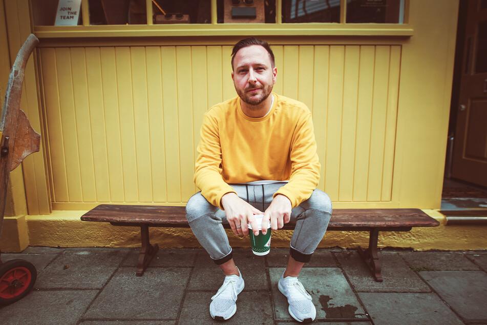 Marten Hørger bietet nun Musik zum Ersteigern an. Vom Song existiert nur eine einzige Kopie.