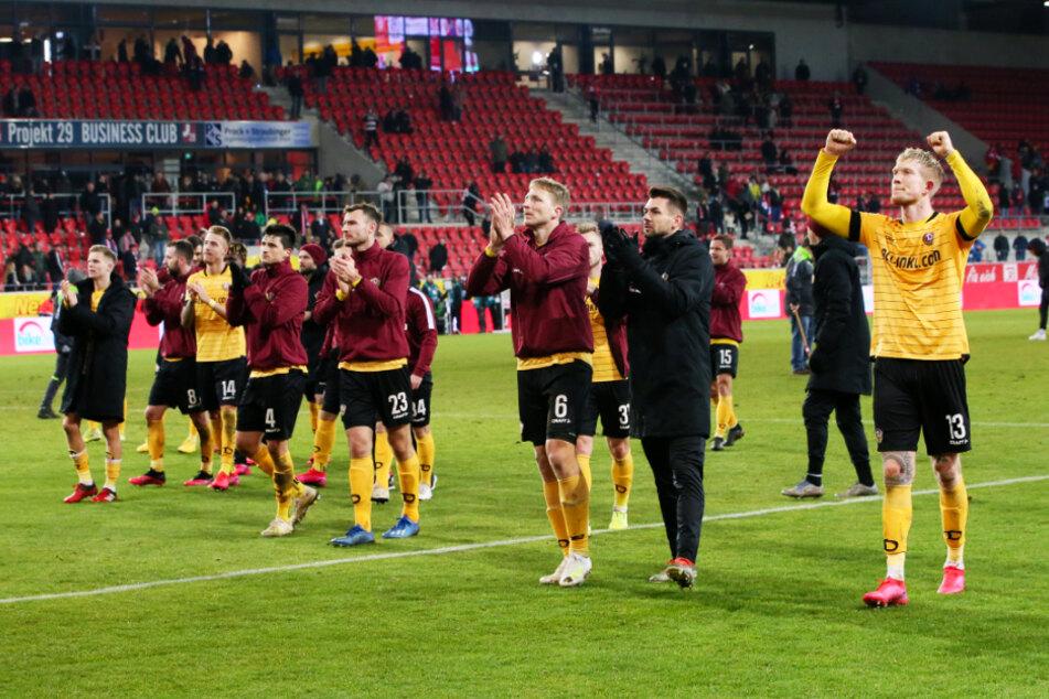Dynamo Dresdens Profis verzichten wie auch der Trainerstab und die Geschäftsführung auf viel Gehalt.