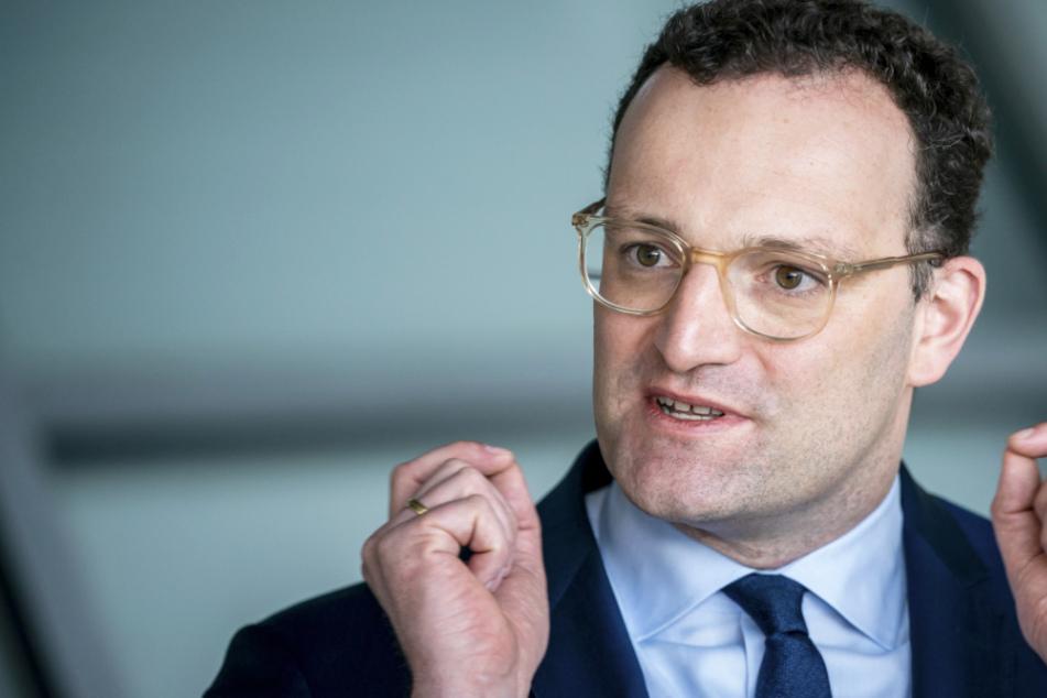 Bis eine Corona-Warn-App in Deutschland bereitsteht, kann es laut Gesundheitsminister Jens Spahn noch etwas dauern.