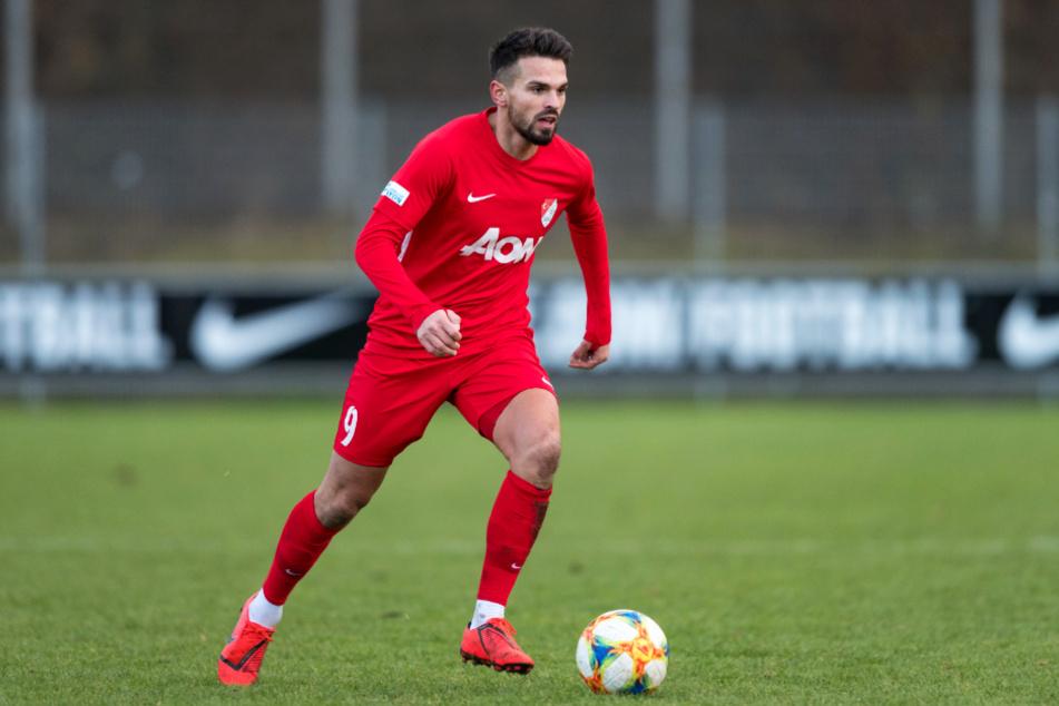 Kasim Rabihic (27) war bei Türkgücü München einer der Leistungsträger der vergangenen Saison.