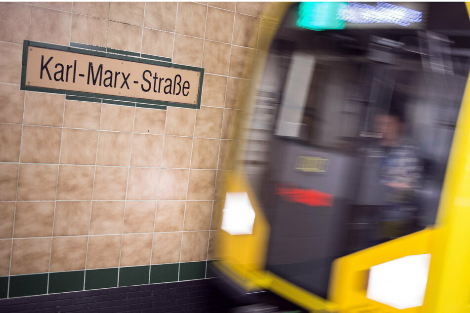 Zu der Messer-Attacke kam es in der Karl-Marx-Straße. (Archivbild)
