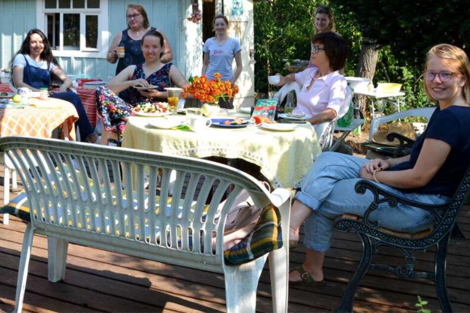 Freundschaften pflanzen: In diesen Leipziger Gemeinschaftsgarten darf jeder kommen