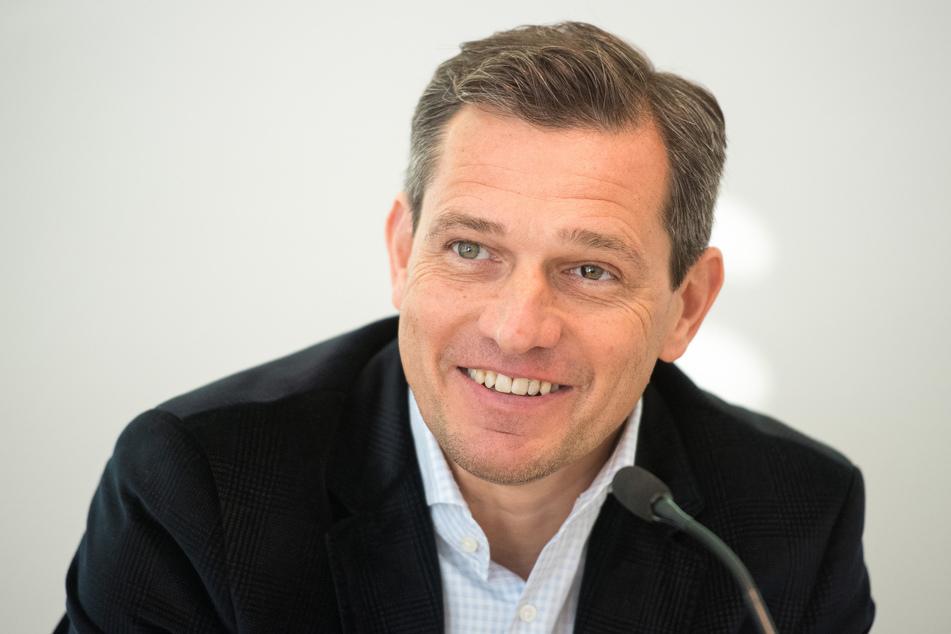 Michael Mronz (53) ist neues Mitglied des Beirats des 1. FC Köln. (Archivbild)