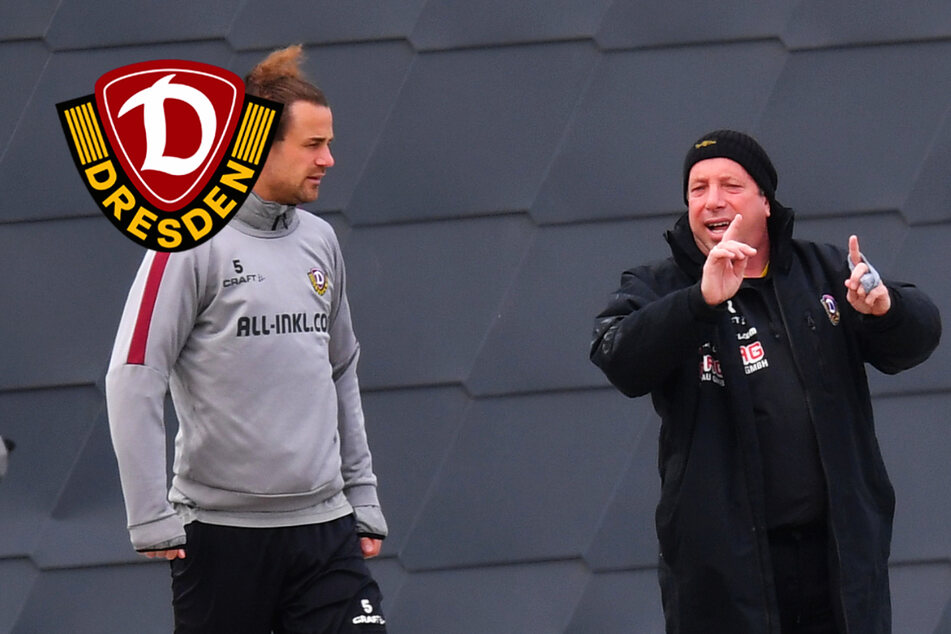 "Dynamo-Coach Markus Kauczinski: ""Aufstiegskampf ist wie Abstiegskampf, nur umgedreht!"""