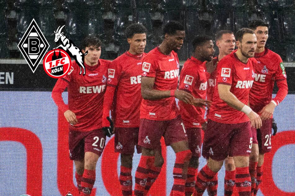 Doppelpacker Rexhbecaj führt 1. FC Köln zu überraschendem Derby-Triumph bei Gladbach!