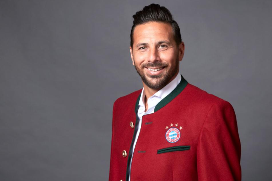 Claudio Pizarro (41) wird Botschafter beim FC Bayern München.