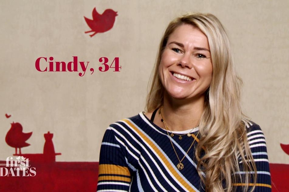 Dresdnerin Cindy (34) stellt sich ihren Traummann groß, sportlich und gut riechend vor.