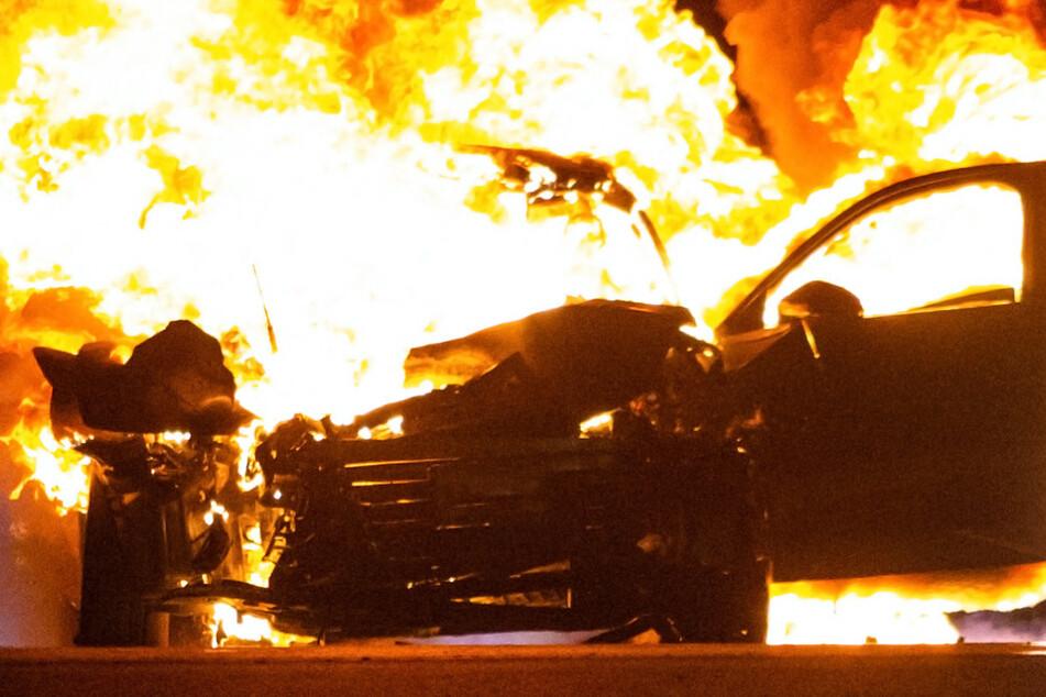 Stimmen gehört, Wahnvorstellungen: Mann legt Feuer in Tiefgarage, Schaden mehr als eine Million Euro