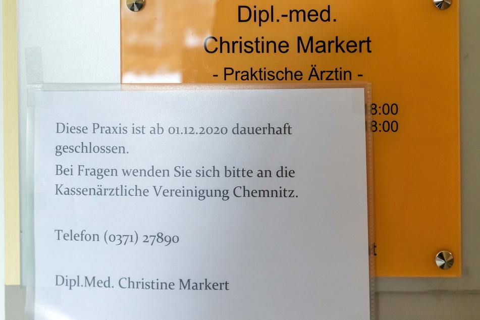 Immer mehr Hausärzte in Chemnitz (hier: Ortsteil Markersdorf) gehen in Ruhestand, Nachfolger stehen oft nicht bereit.