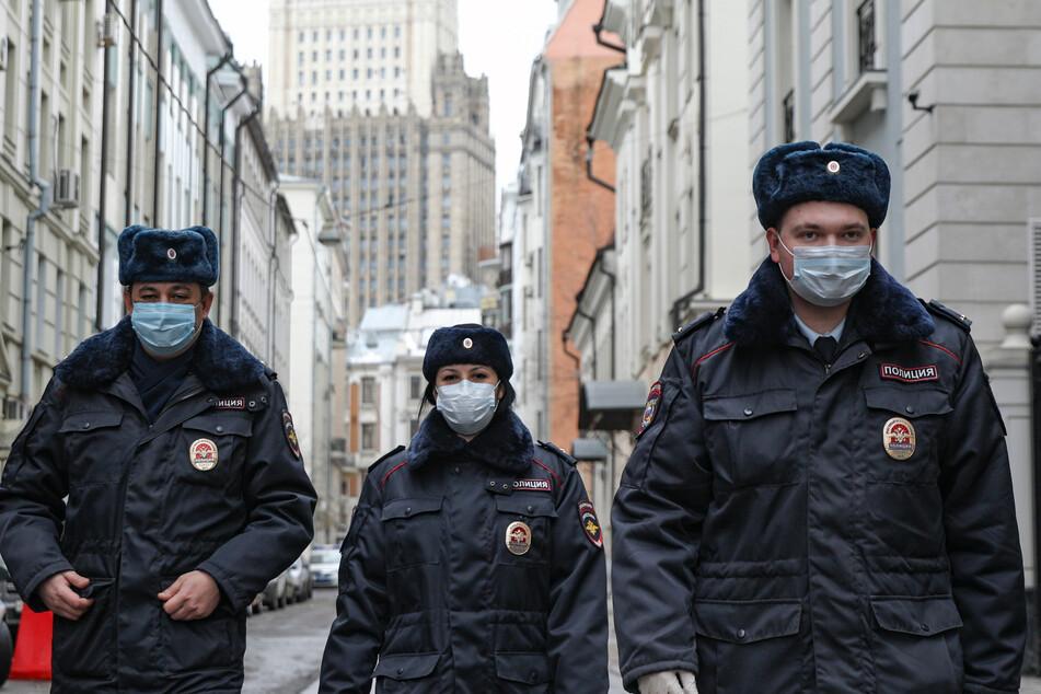 Die russische Polizei konnte ein schlimmes Verbrechen an einem kleinen Kind verhindern. (Symbolbild)