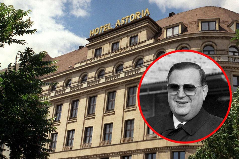 """""""Der war wie ein Gott"""": Trieb Schalck-Golodkowski die DDR im Leipziger Hotel """"Astoria"""" in den Ruin?"""