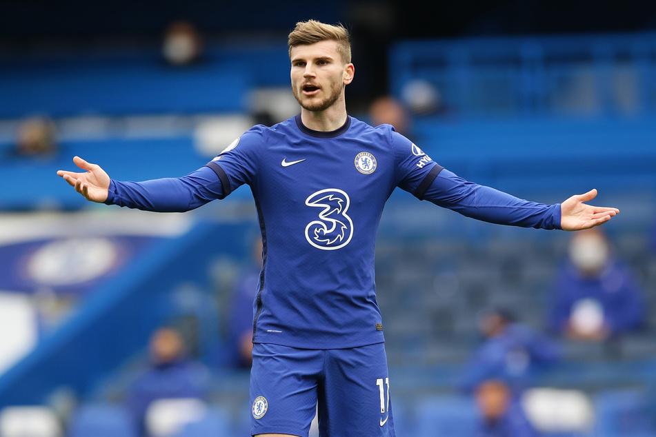Nationalspieler Tino Werner (25) hat beim Fc Chelsea noch nicht restlos überzeugt.
