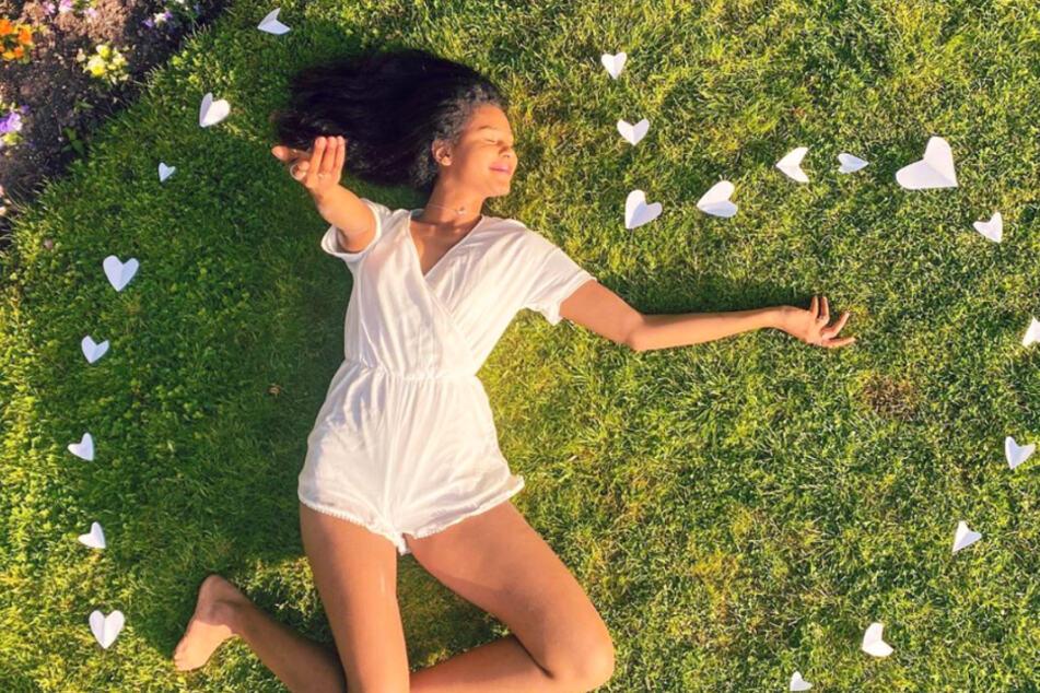 """Lijana startete schon vor einiger Zeit das Instagram-Projekt """"Love Wins"""" beziehungsweise """"#lovewins""""."""