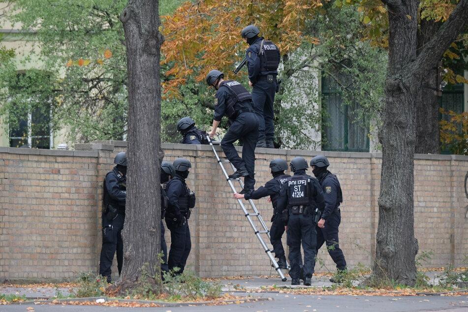 Nach Anschlag auf jüdische Gemeinde: Knapp 150 neue Polizisten für Halle