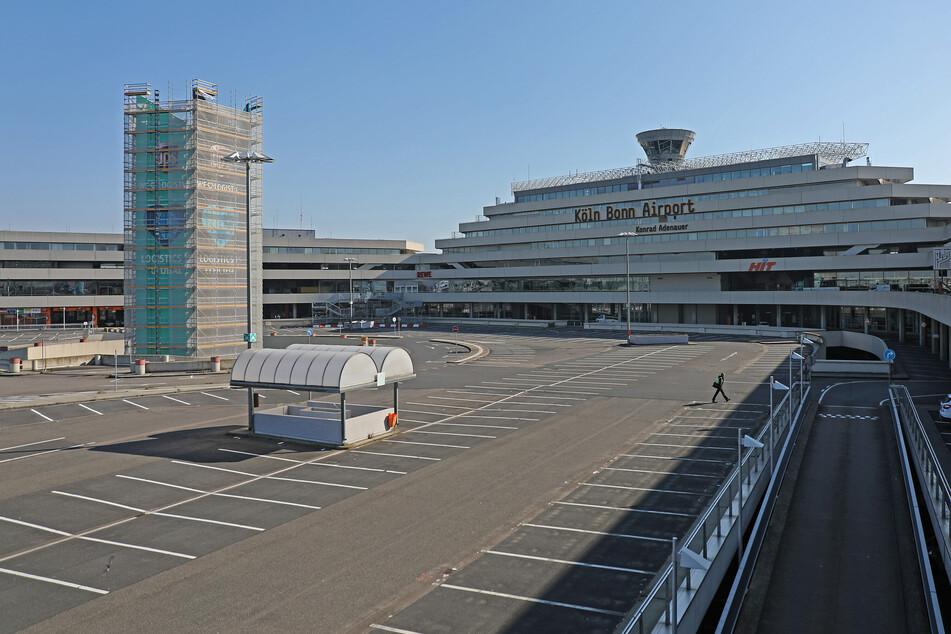 Krass, wie leer die Flughäfen in NRW sind