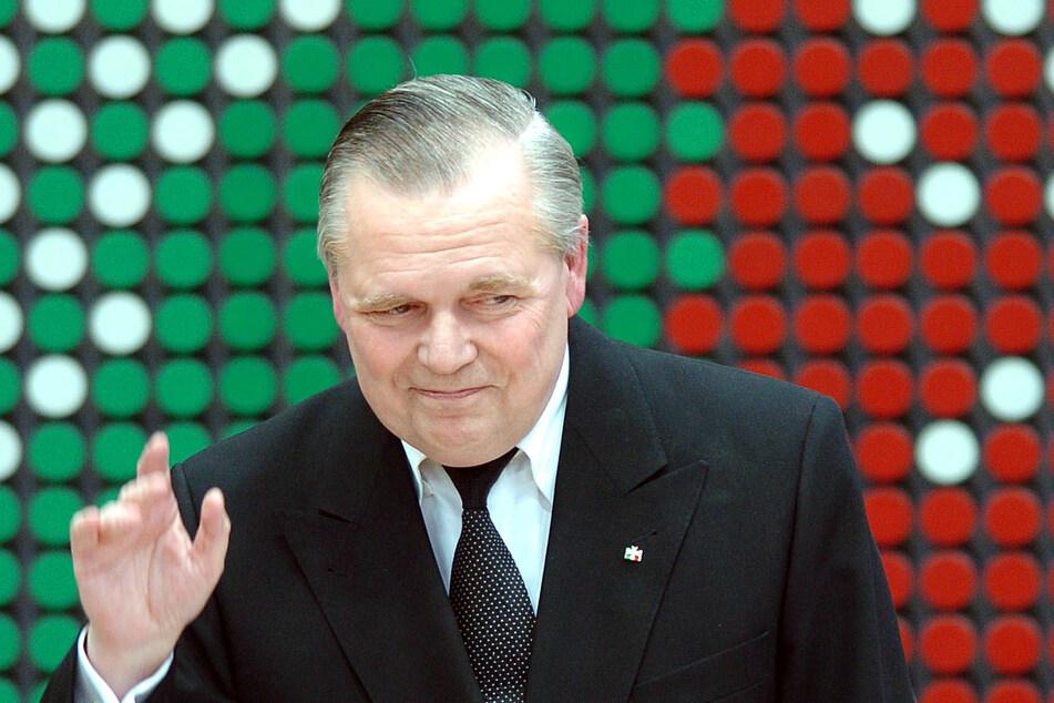 Trauer um Ulrich Schmidt (†79): Der ehemalige NRW-Landtagspräsident und langjährige Bürgermeister verstarb am Donnerstag.