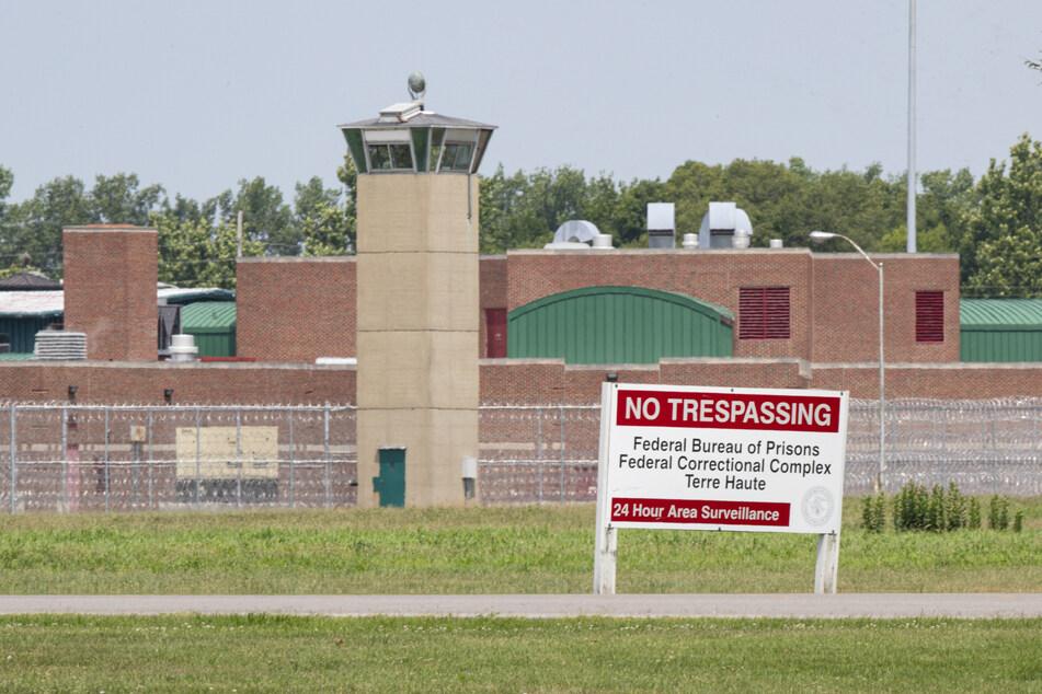 Das Gefängnis in Terre Haute/Indiana. (Archivbild)