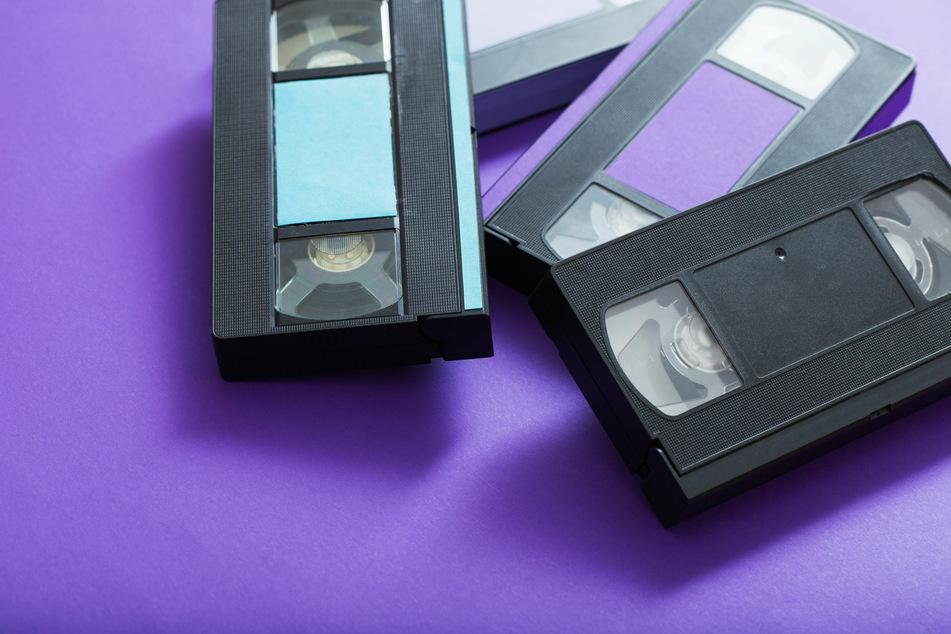 Einige VHS-Kassetten erzielen auf eBay fünfstellige Preise.