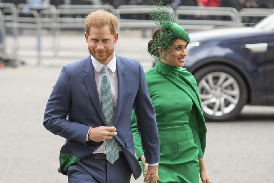 The Duke and Duchess won't be using social media to promote the Archewell Foundation.
