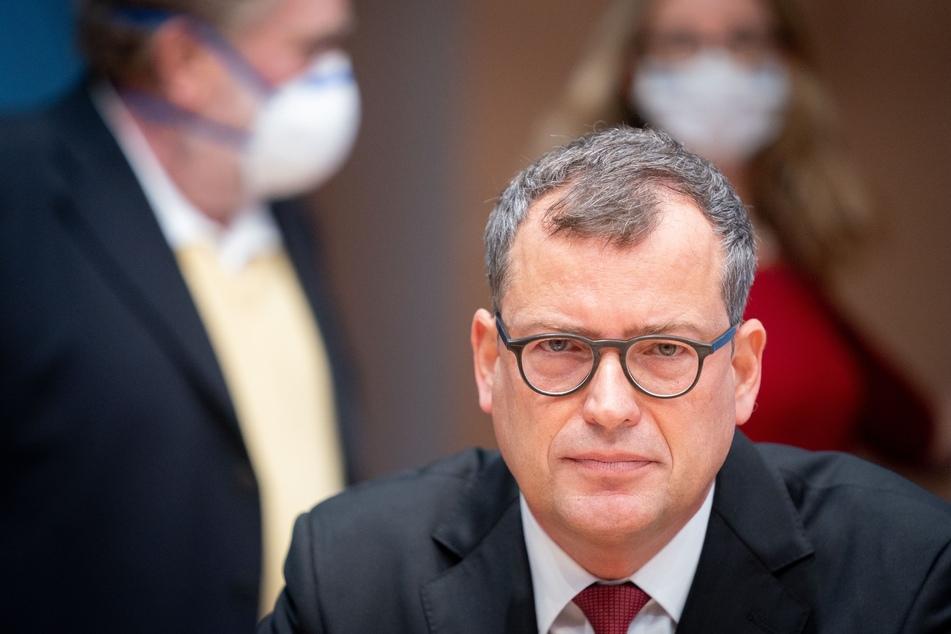 Leopoldina-Chef Gerald Haug (52).
