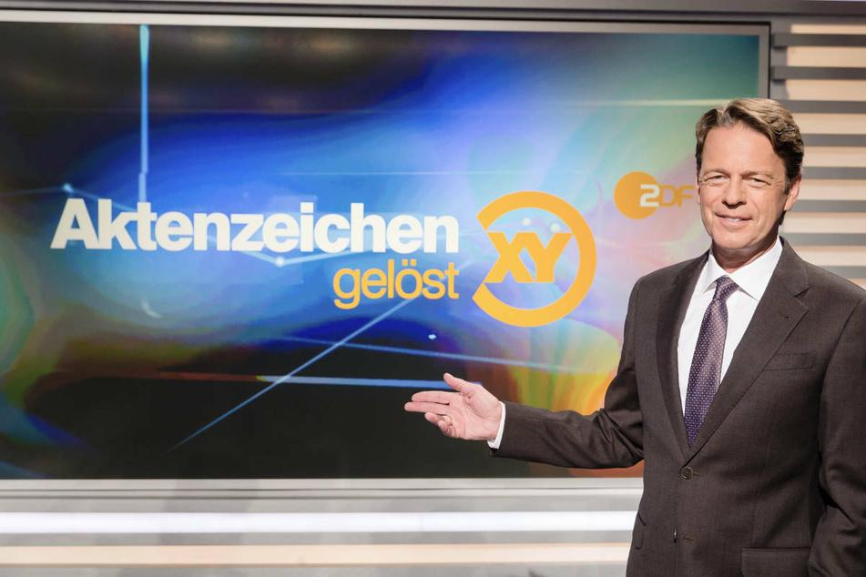 """Moderator Rudi Cerne (62) präsentiert am Mittwochabend bei """"Aktenzeichen XY ... gelöst"""" drei spektakuläre Kriminalfälle."""