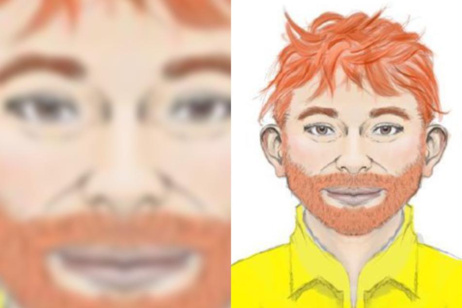 Mädchen (11) auf Feldweg sexuell bedrängt: Wer kennt diesen Mann?