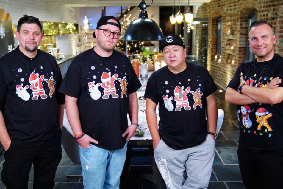 """""""Kitchen Impossible"""": Vier Profi-Köche geben sich den Rest zum Weihnachtsfest!"""