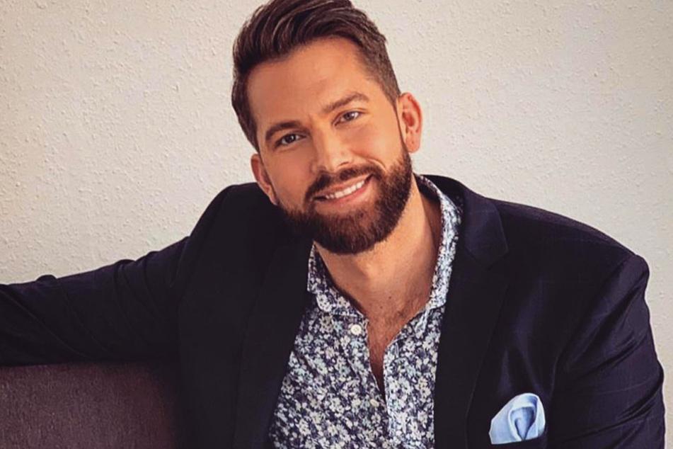 """Oliver Sanne (30) war mal RTL-Bachelor und """"Mister Germany""""."""