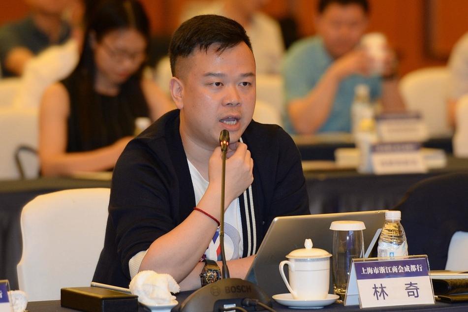 Lin Qi (†39), Gründer des Unternehmens Yoozoo, wurde vergiftet.
