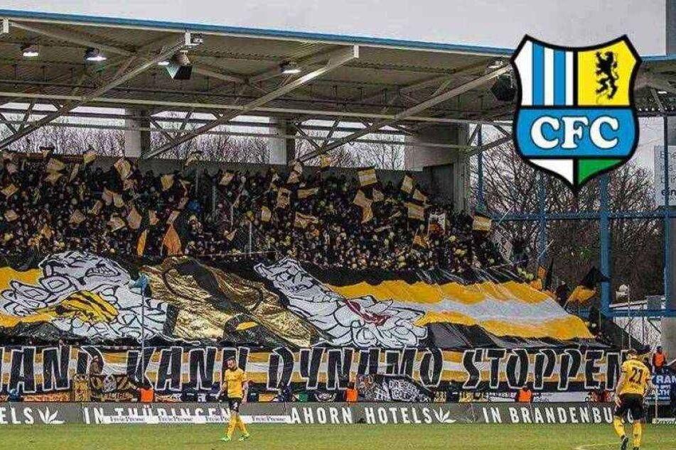 Stadt sichert CFC-Stadion gegen Bierbecherwürfe